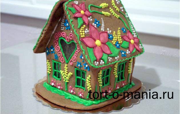 Пряничный домик №17