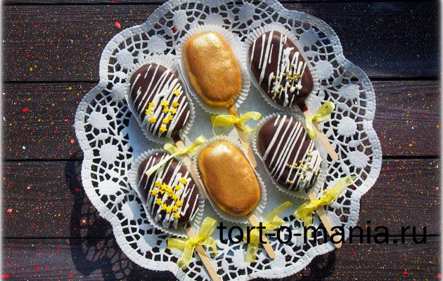 Эскимо пирожное-картошка «Золото»