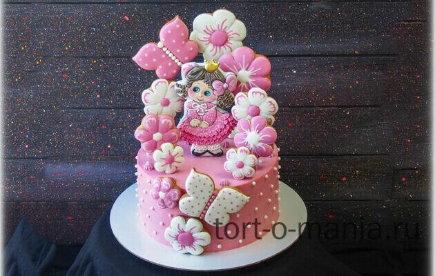 Торт «Горошек»