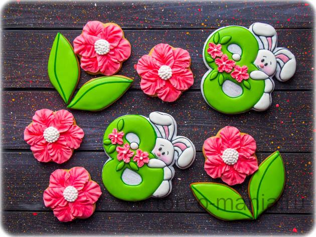 Весенние зайчики