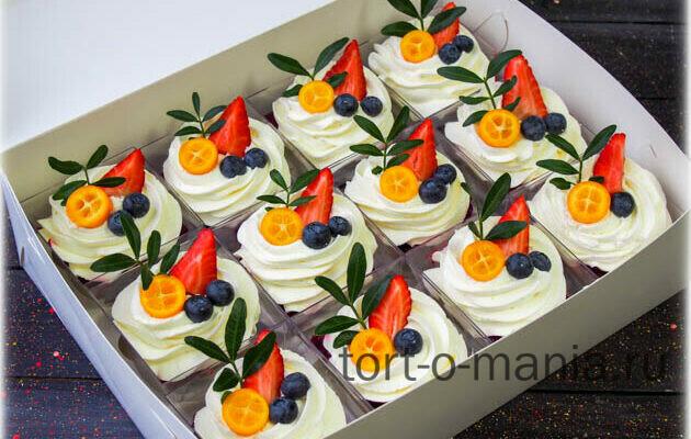 Трайфлы (торт в стаканчике)