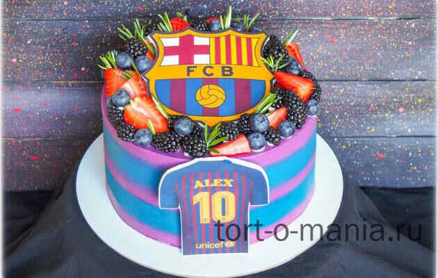 Торт «Барселона»